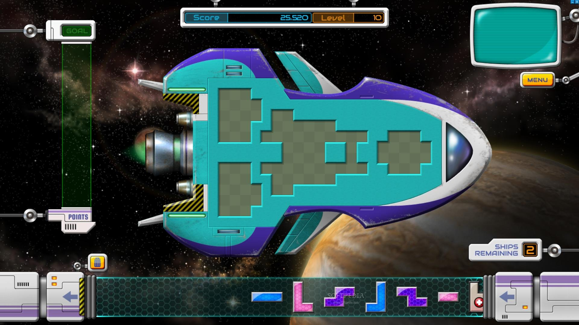 Galactic Express screenshot 15