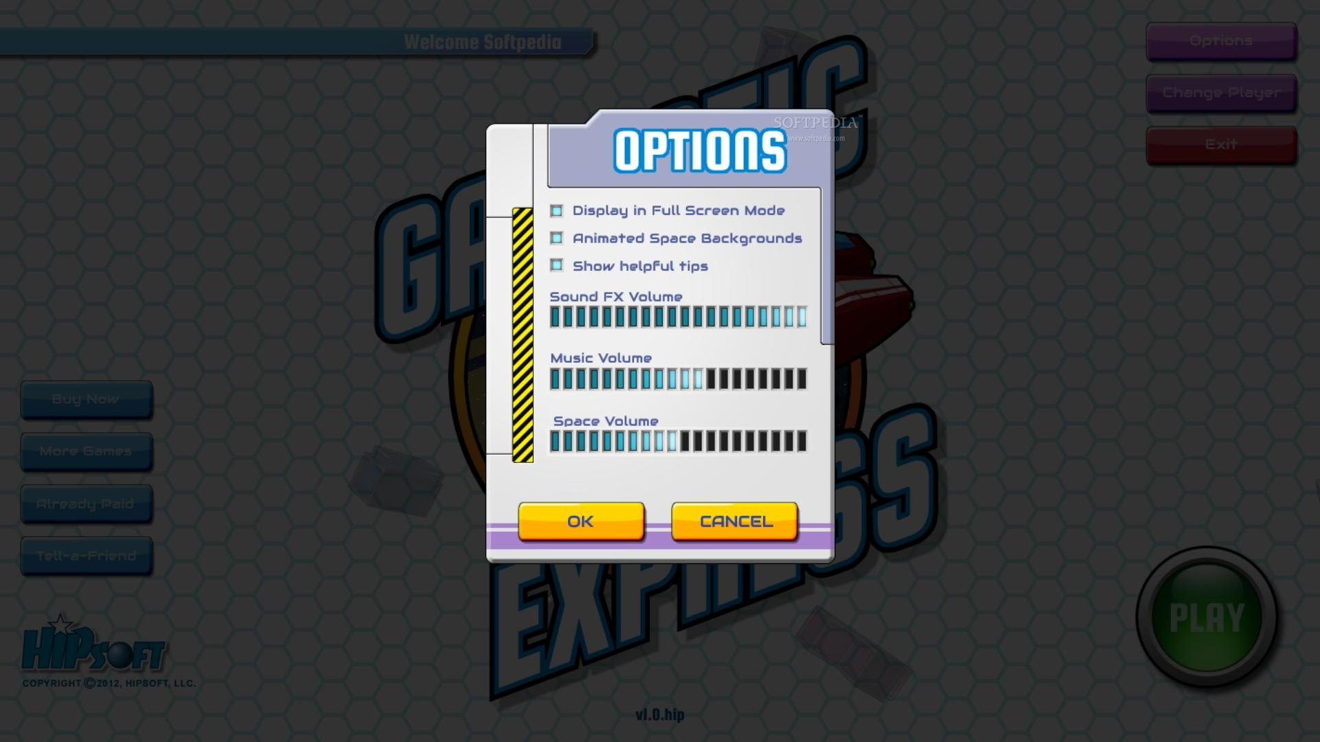 Galactic Express screenshot 2