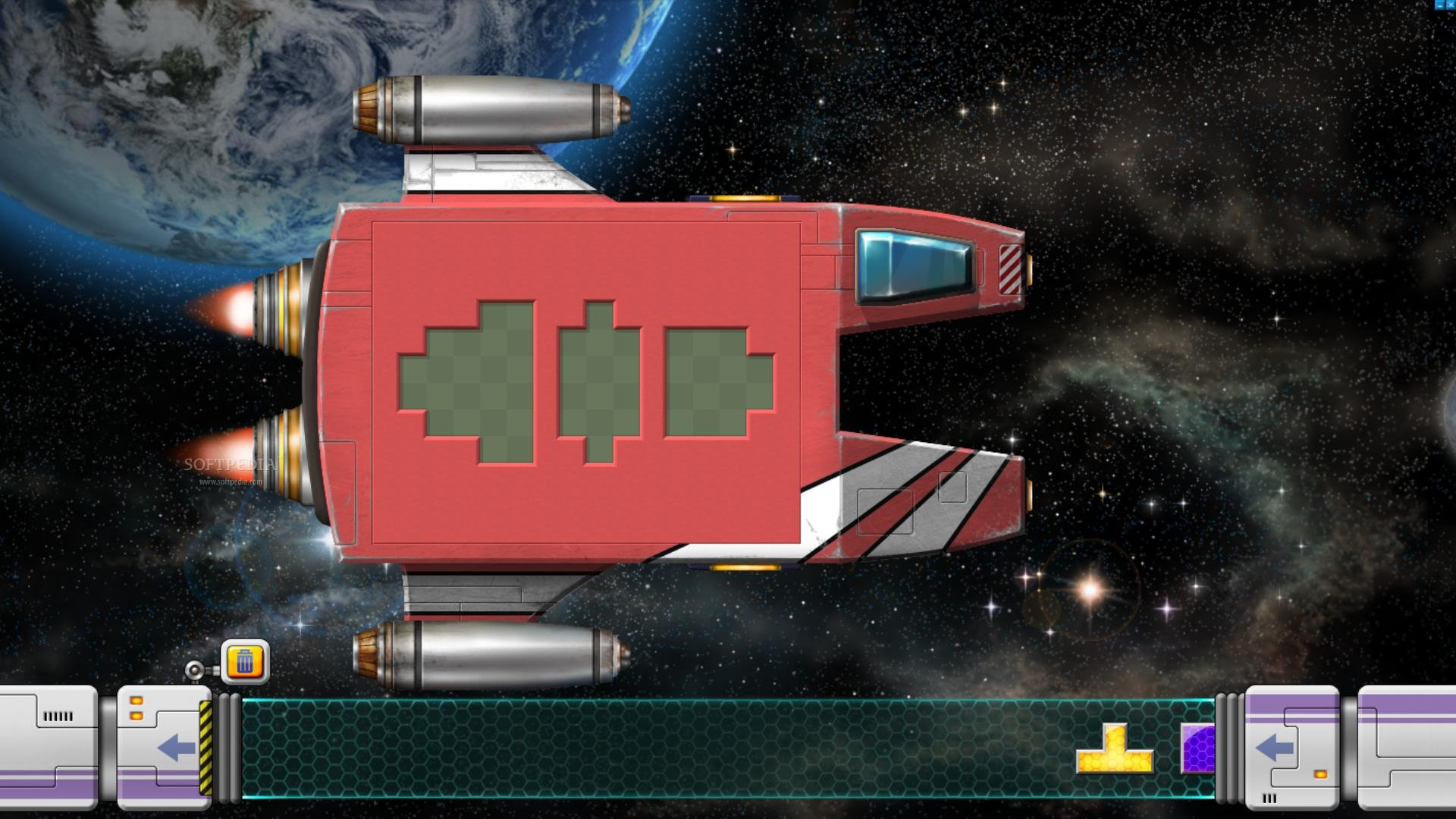 Galactic Express screenshot 3