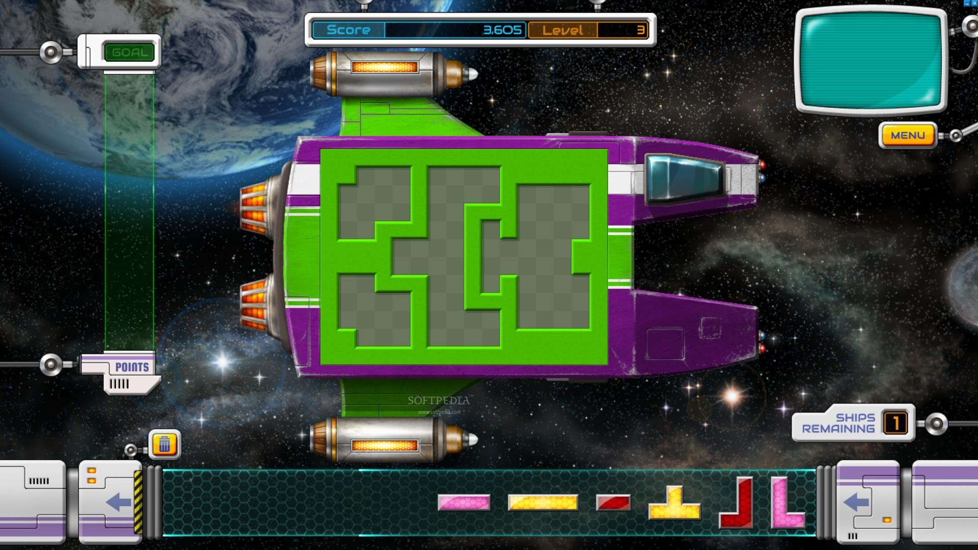 Galactic Express screenshot 6