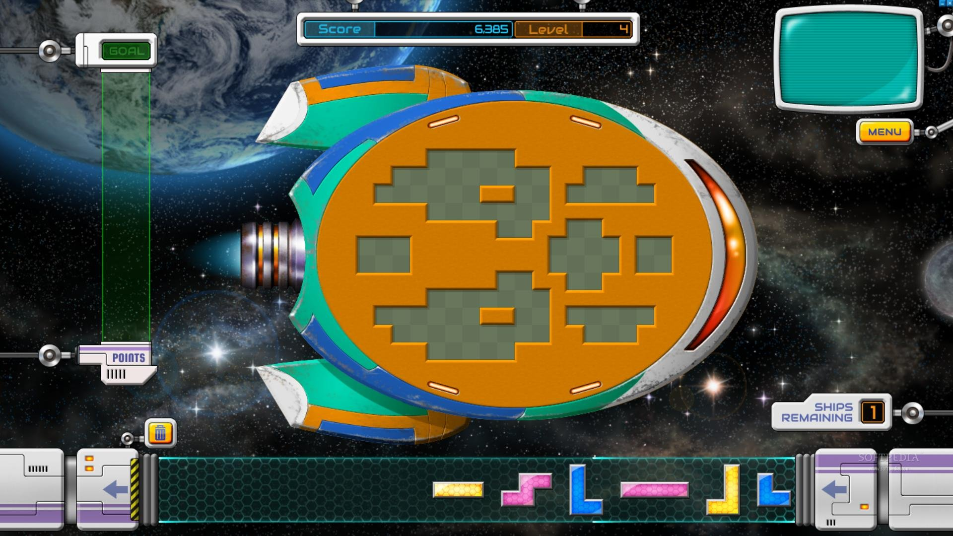 Galactic Express screenshot 8