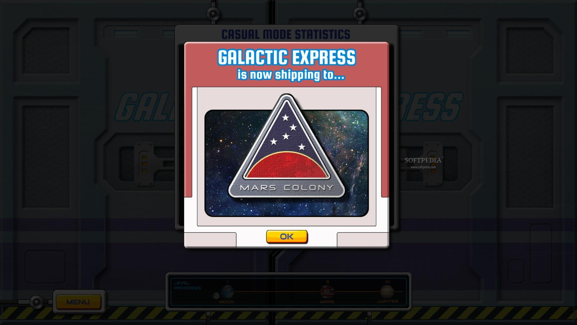 Galactic Express screenshot 9