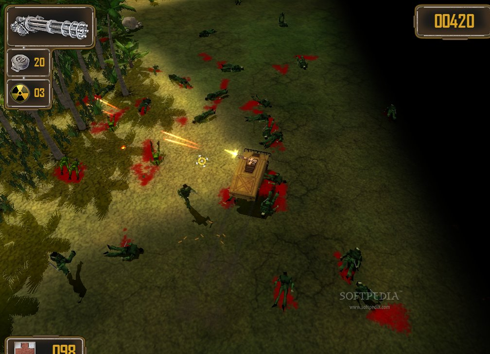 Jungle Strike screenshot 3