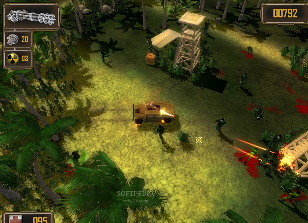 Jungle Strike screenshot 4