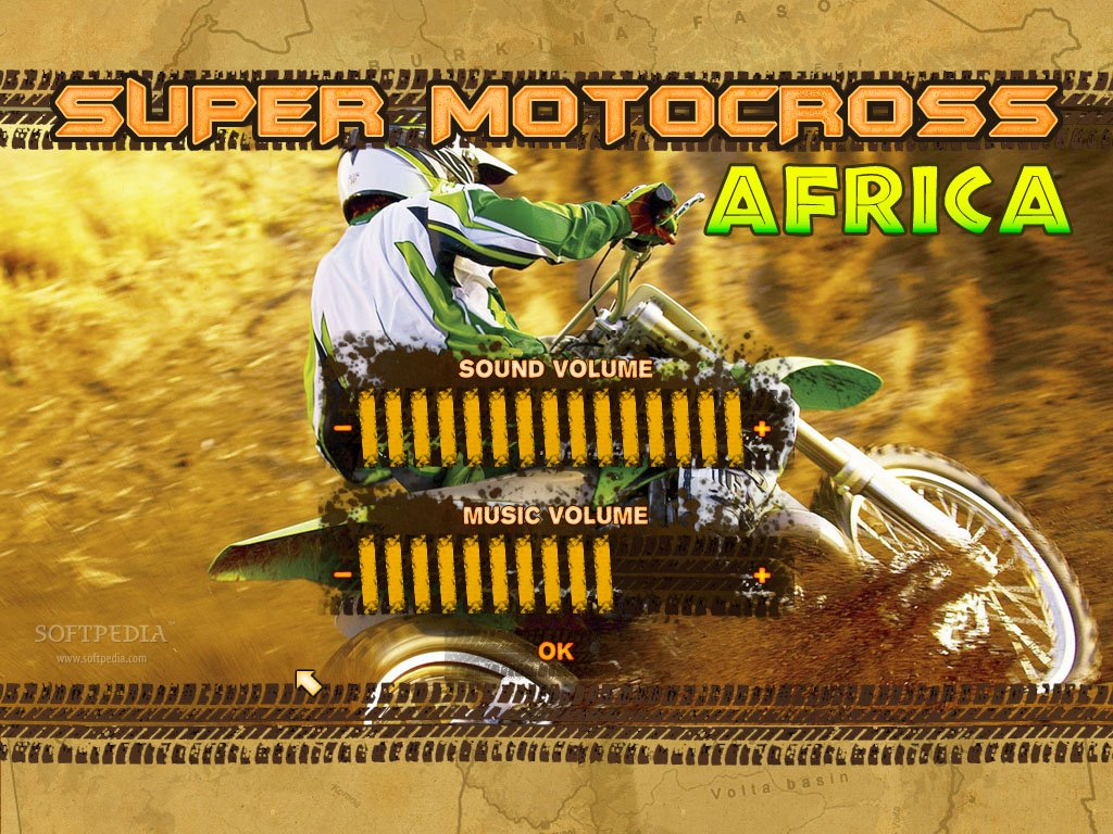 Super Motocross Africa screenshot 2