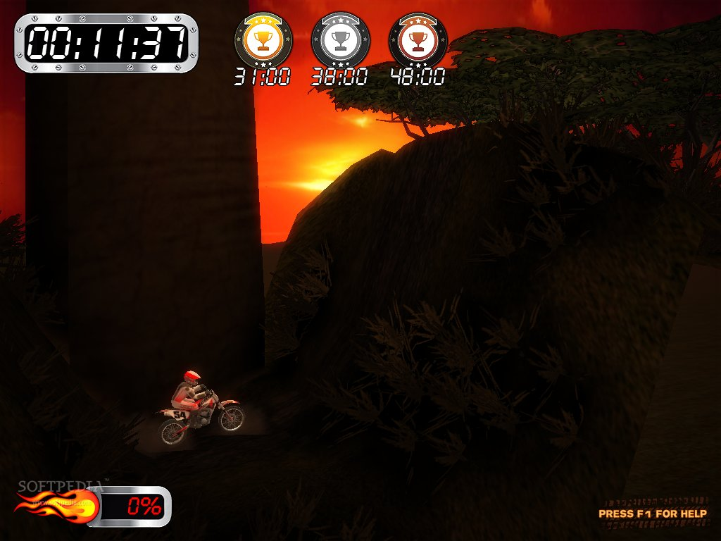 Super Motocross Africa screenshot 7