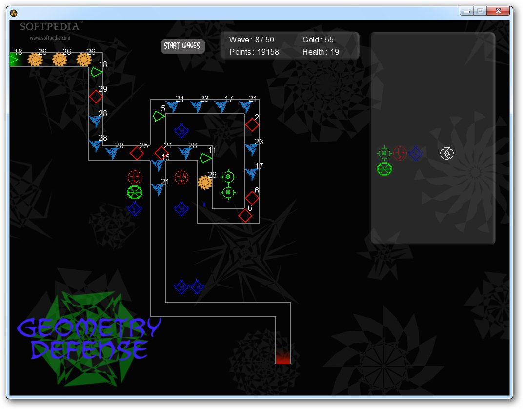 GeometryDefense screenshot 5