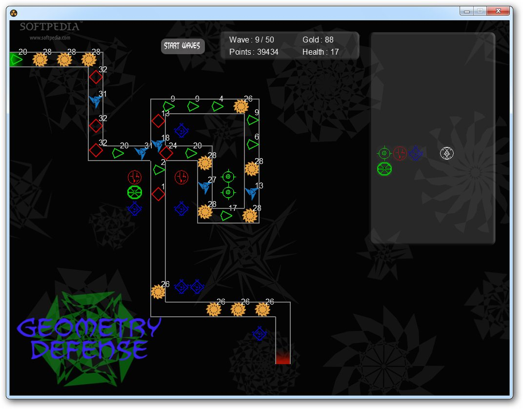 GeometryDefense screenshot 6