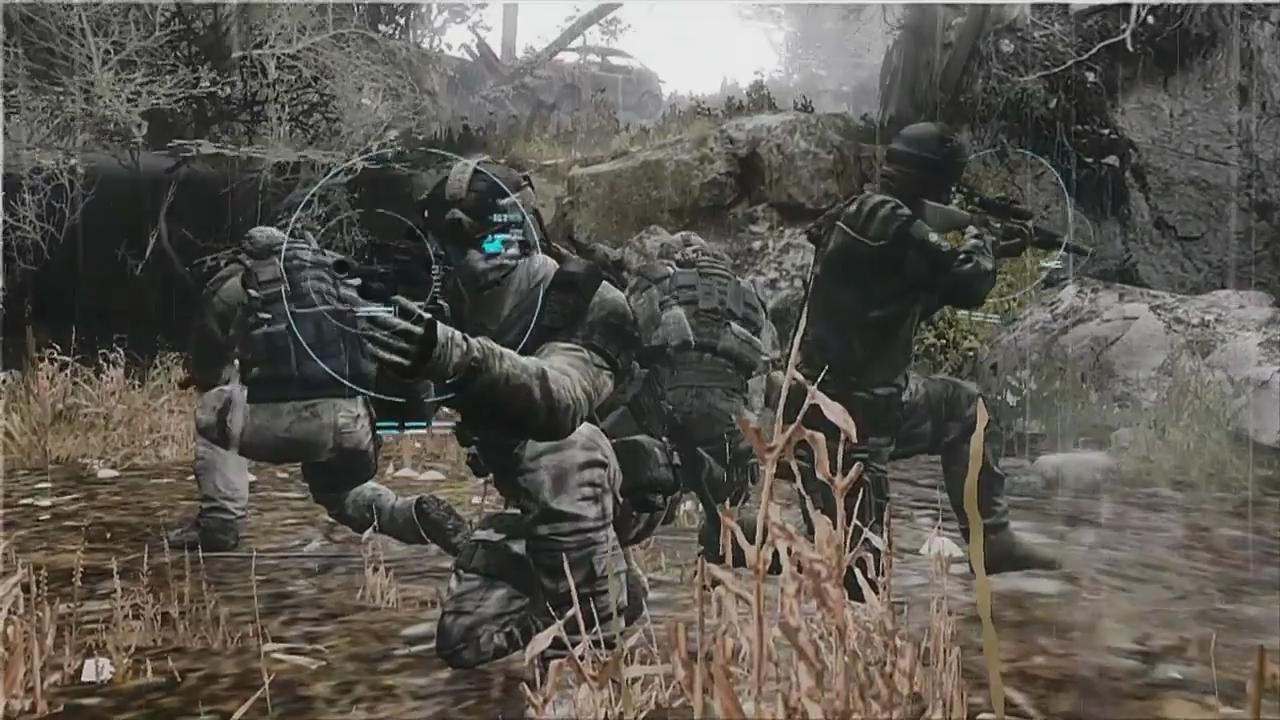 Ghost Recon: Future Soldier: Gunnar Glasses Trailer screenshot 1