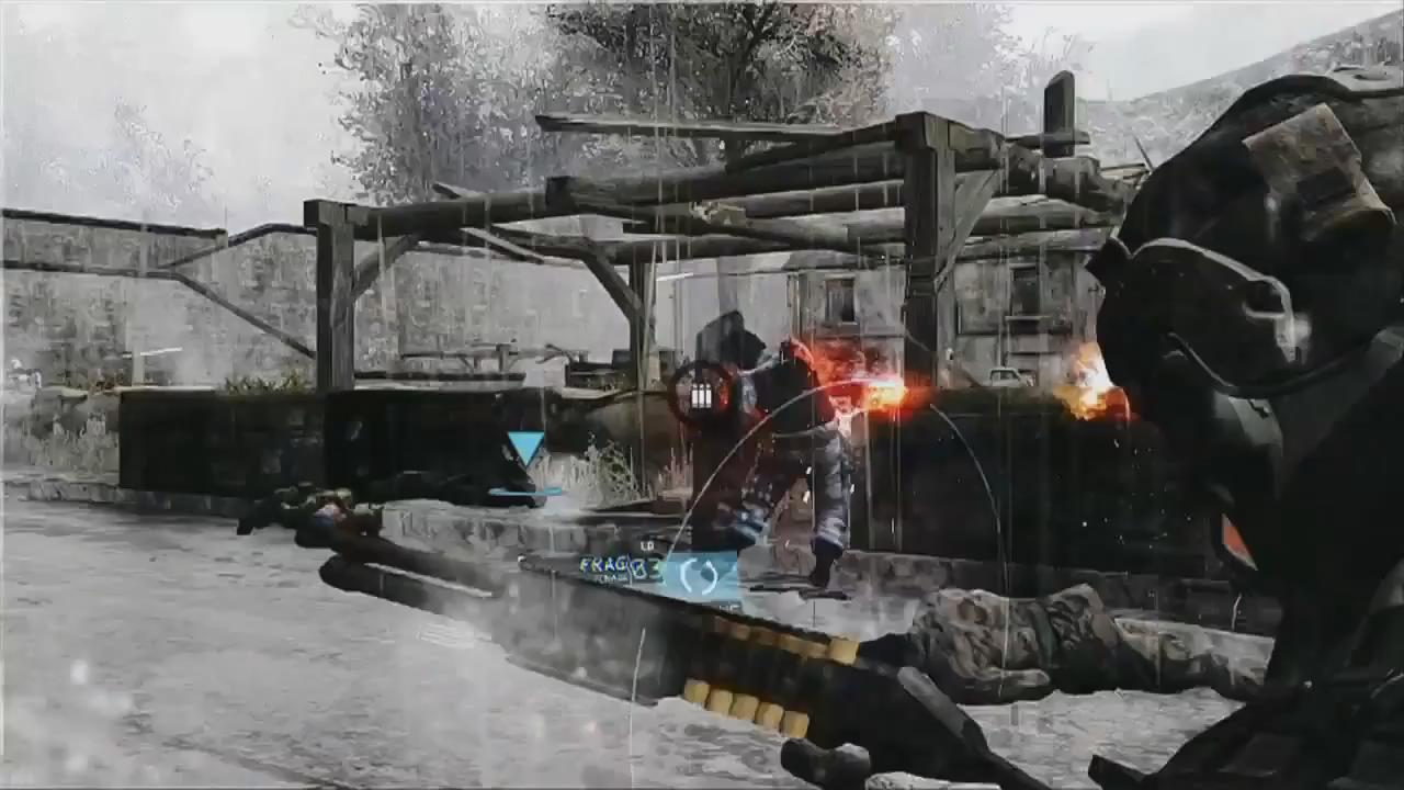 Ghost Recon: Future Soldier: Gunnar Glasses Trailer screenshot 2