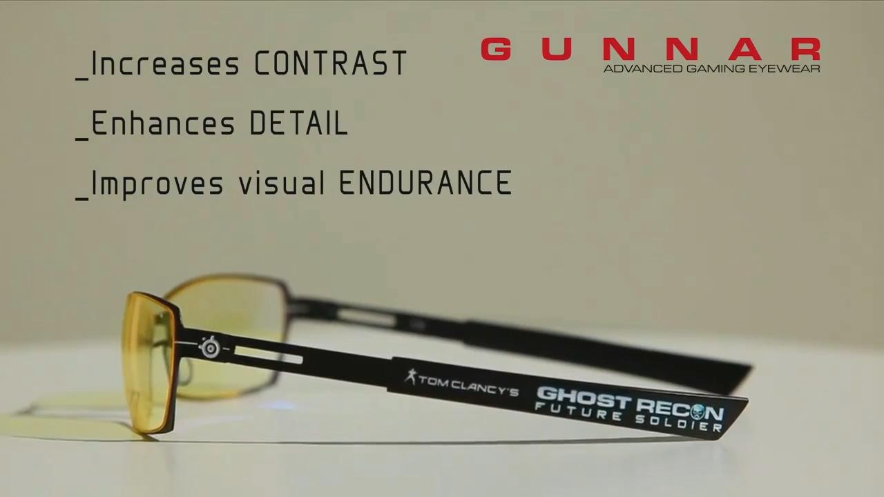 Ghost Recon: Future Soldier: Gunnar Glasses Trailer screenshot 7