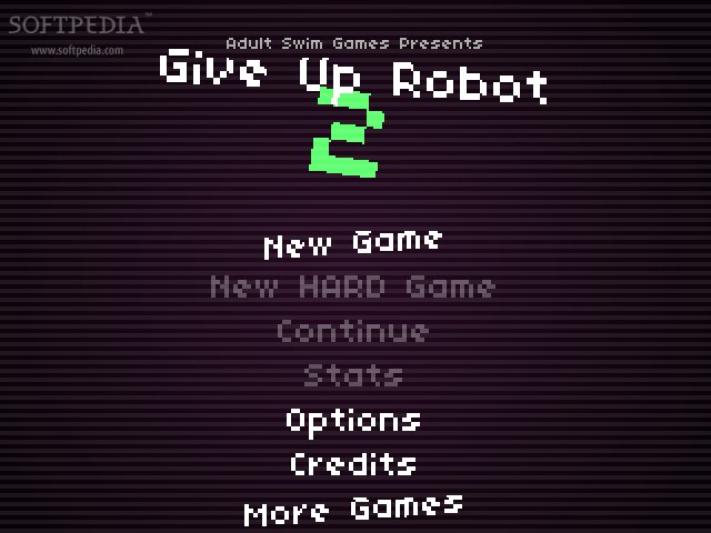 give up robot 2 armor games