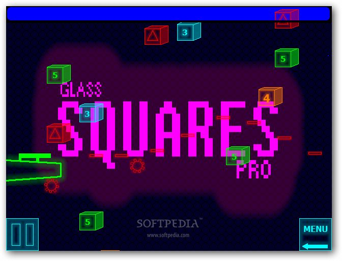 Glass Squares Pro screenshot 2