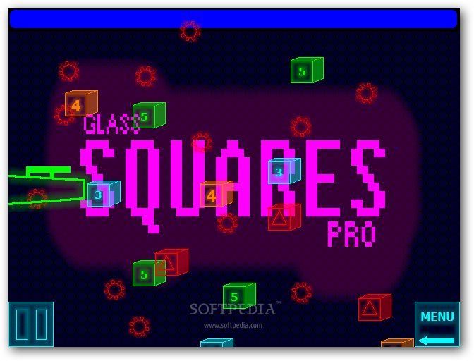 Glass Squares Pro screenshot 3