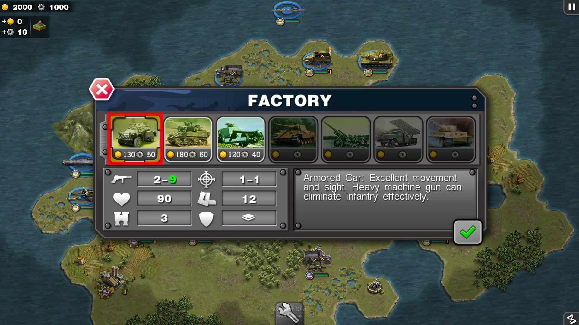 Glory of Generals: Pacific War Download