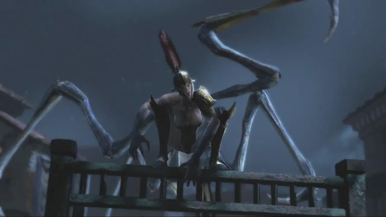 God of War: Ascension - Furies Trailer screenshot 5