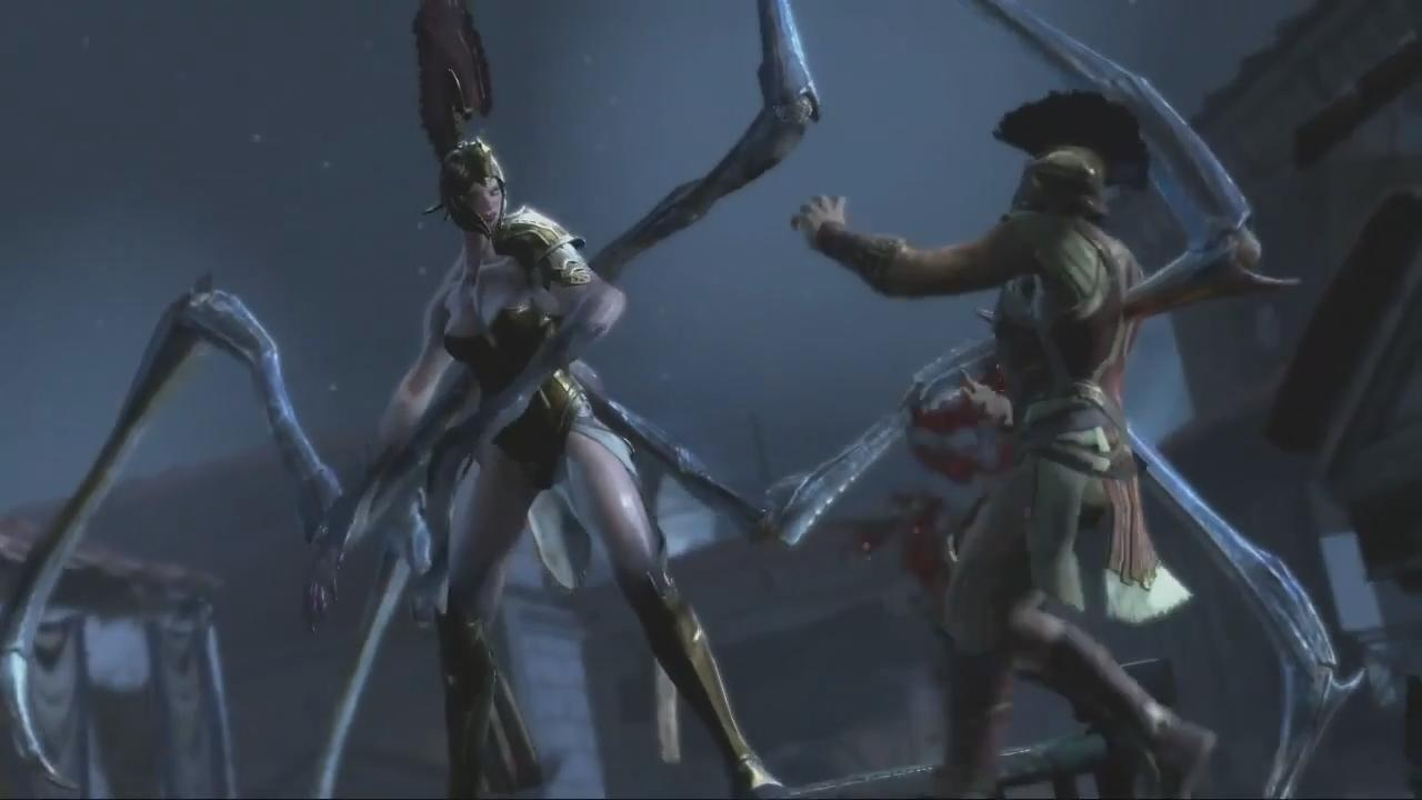 God of War: Ascension - Furies Trailer screenshot 6