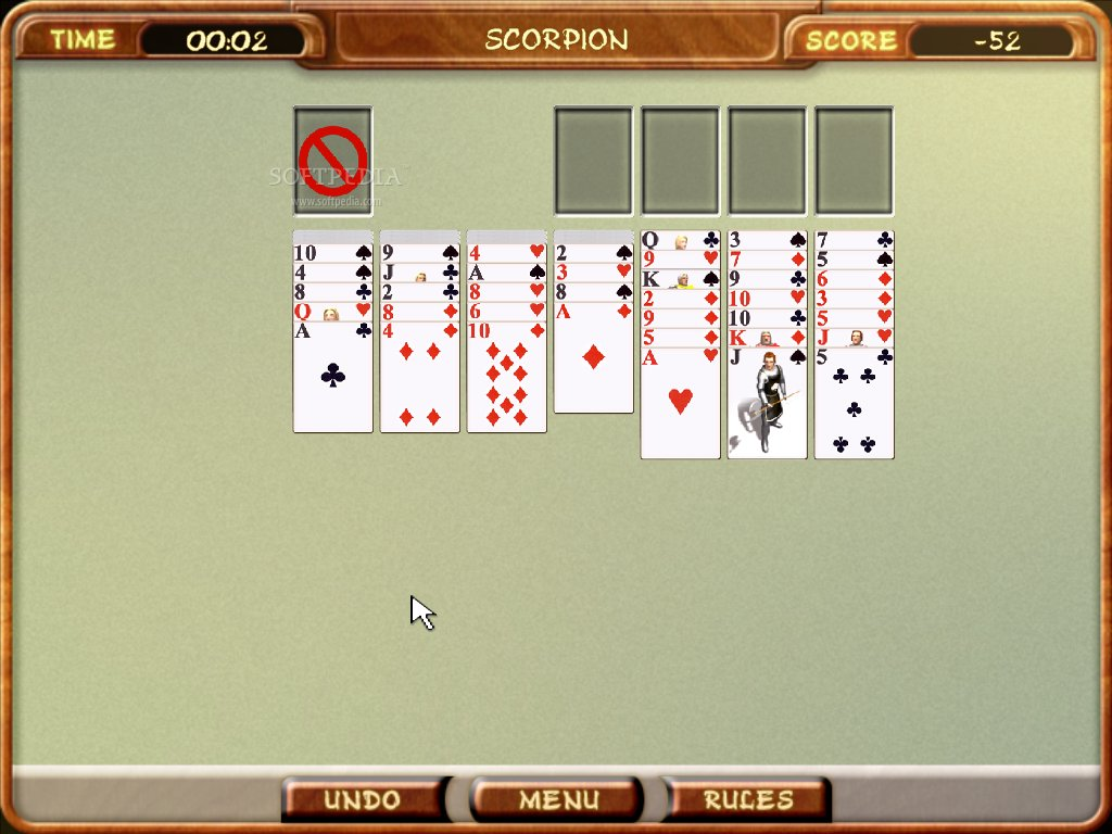 solitaire 5