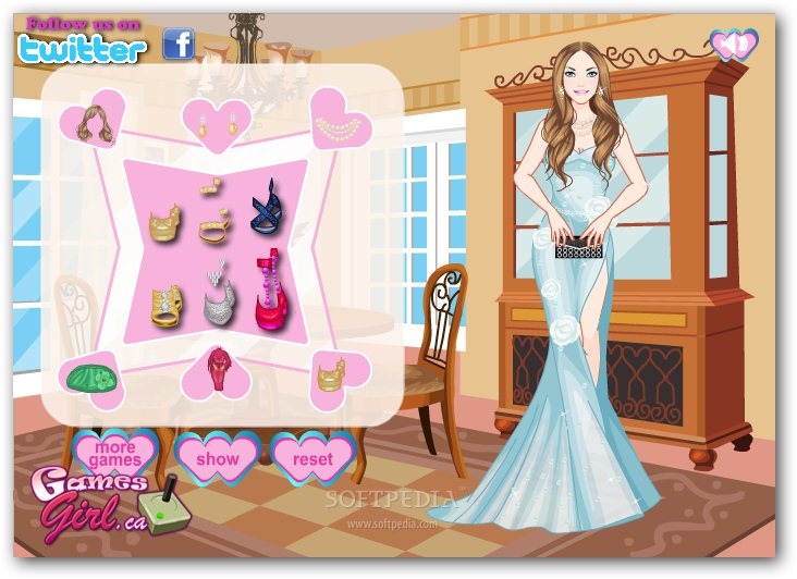 Gorgeous Fishtail Skirt screenshot 3
