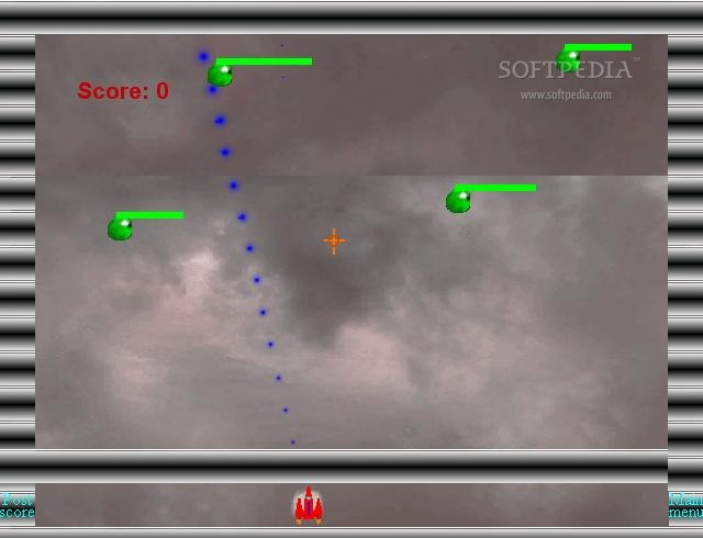 Green Anti Bug Shooter screenshot 2