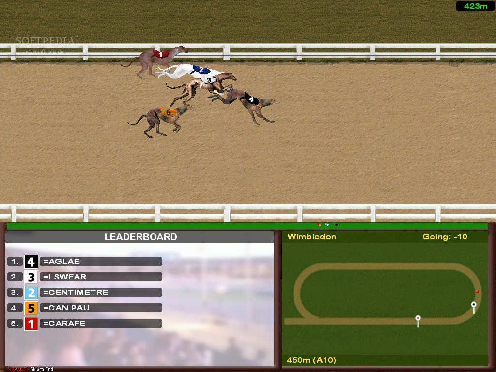 Greyhound Manager screenshot 4