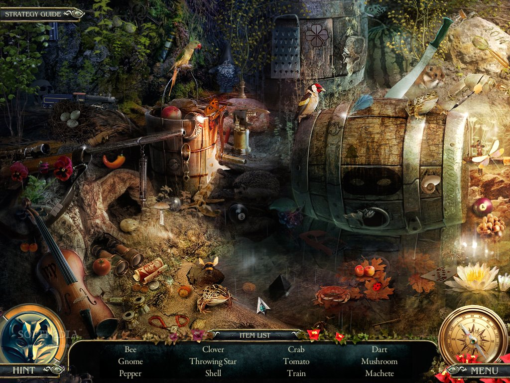 Grim Tales: The Legacy screenshot 4
