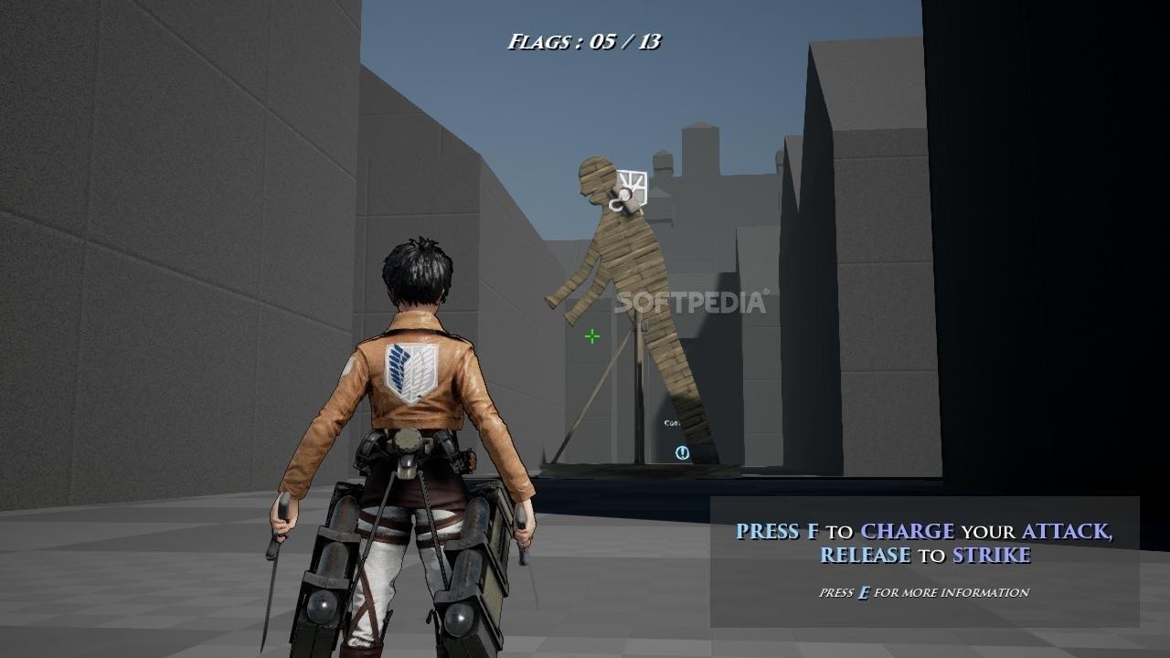 Guedin's Attack on Titan Fan Game Windows - Indie DB