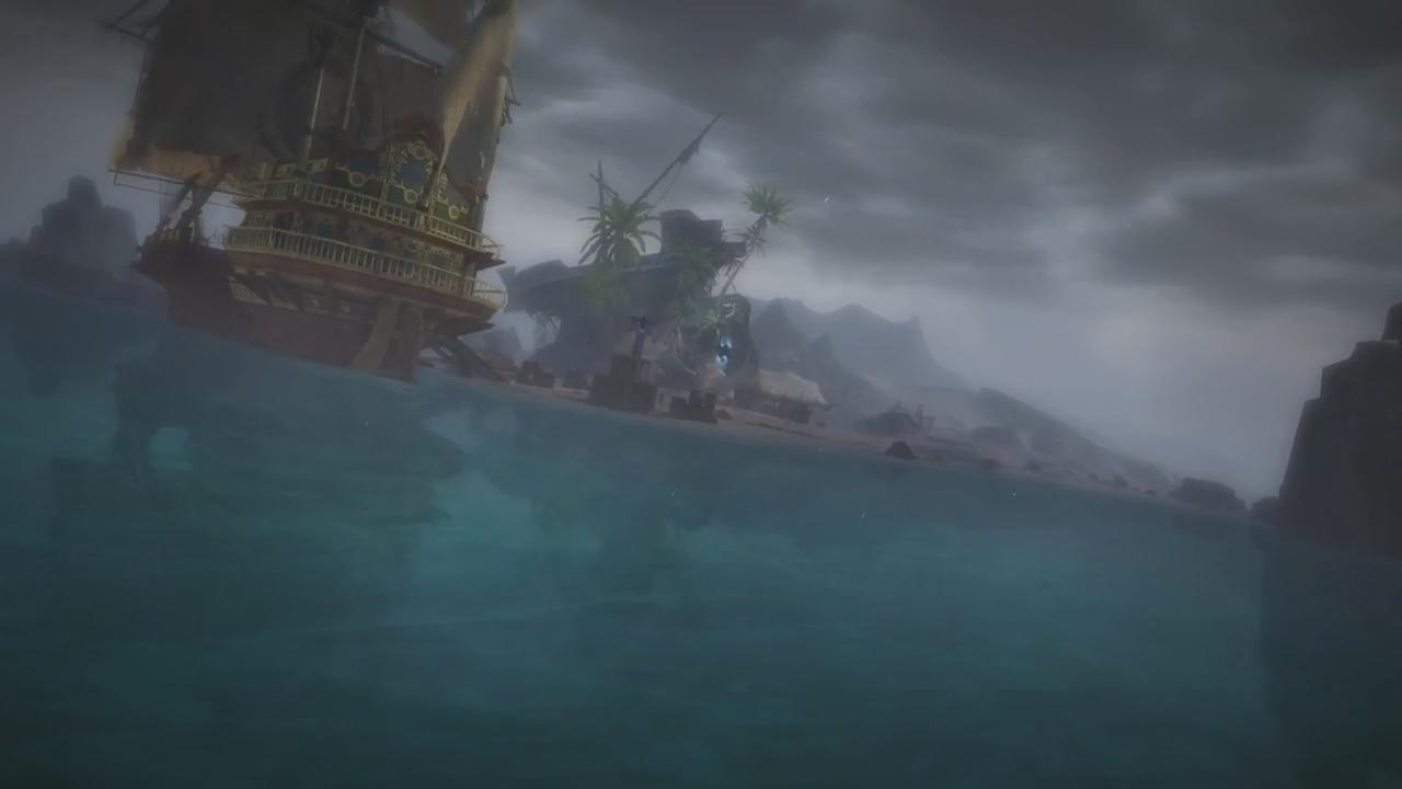 Guild Wars 2: The Lost Shores Trailer screenshot 1