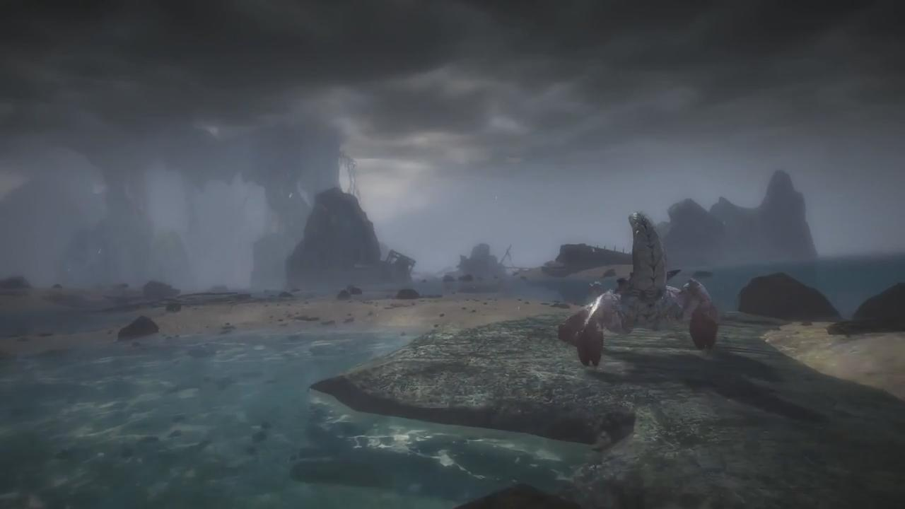 Guild Wars 2: The Lost Shores Trailer screenshot 2