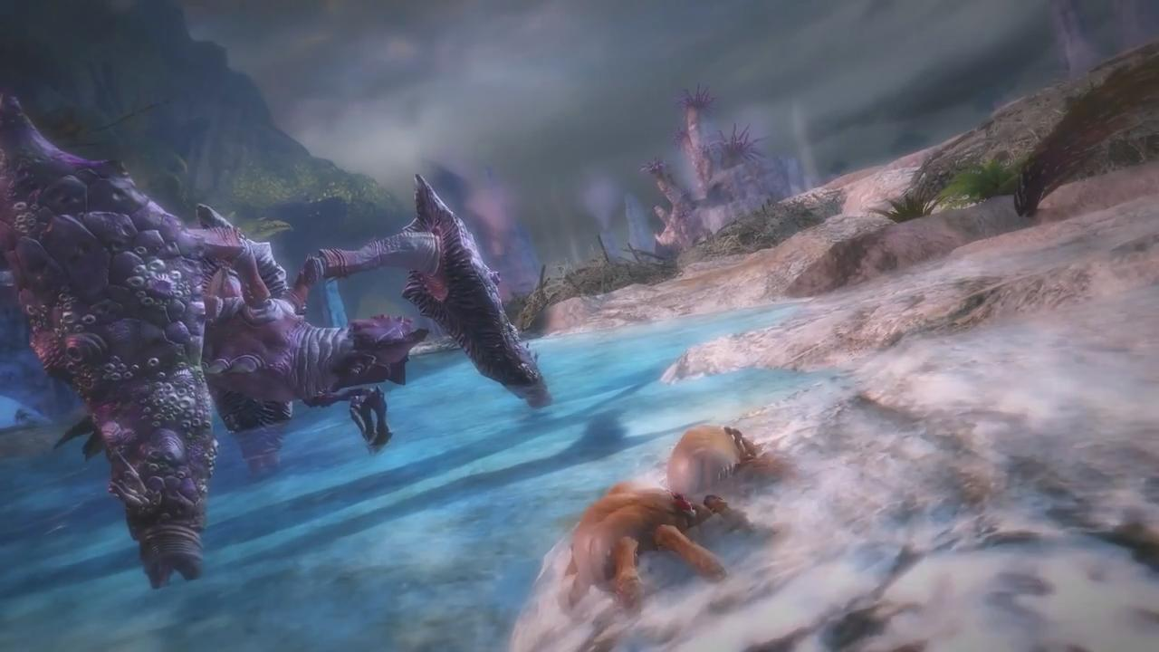 Guild Wars 2: The Lost Shores Trailer screenshot 5