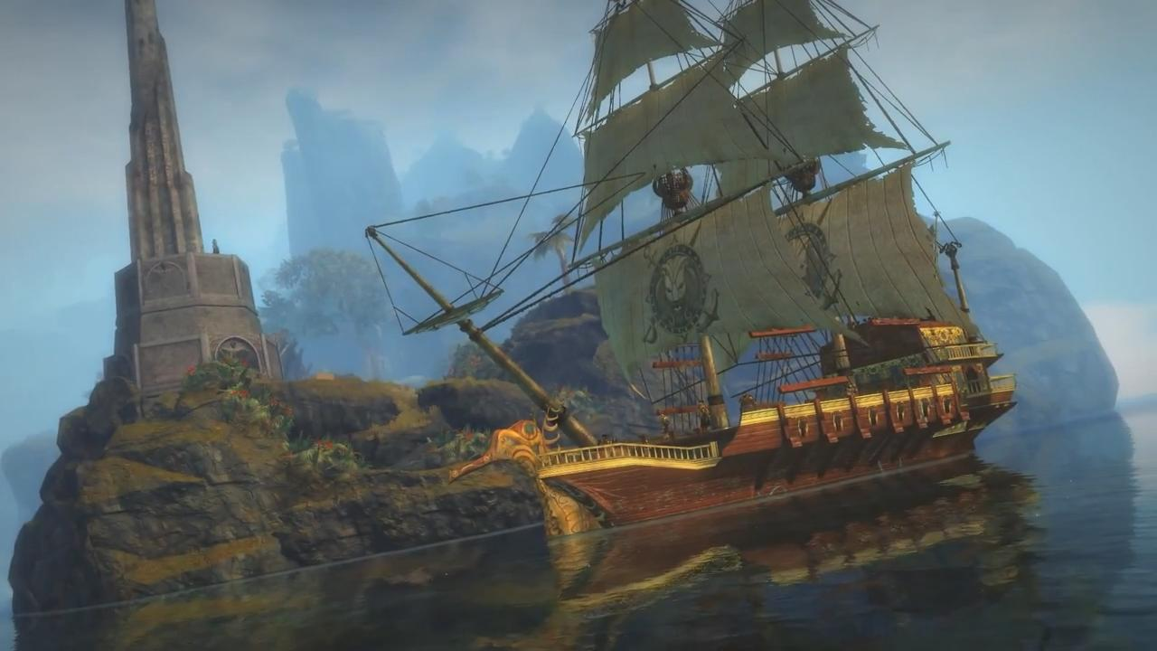 Guild Wars 2: The Lost Shores Trailer screenshot 6