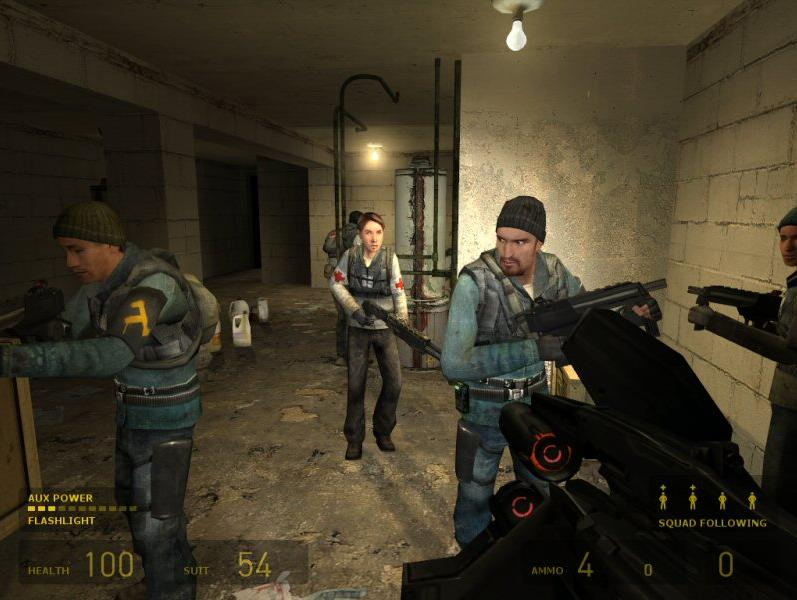 Half-Life 2 - CS Source: Spray Image Pack screenshot 1