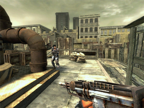 Screenshot 3 of Half Life 2