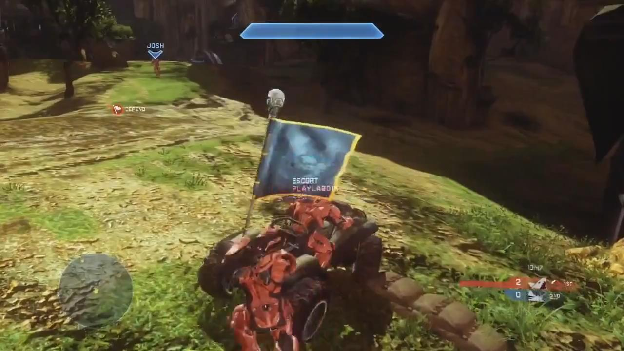 Halo 4: Capture The Flag Trailer screenshot 1