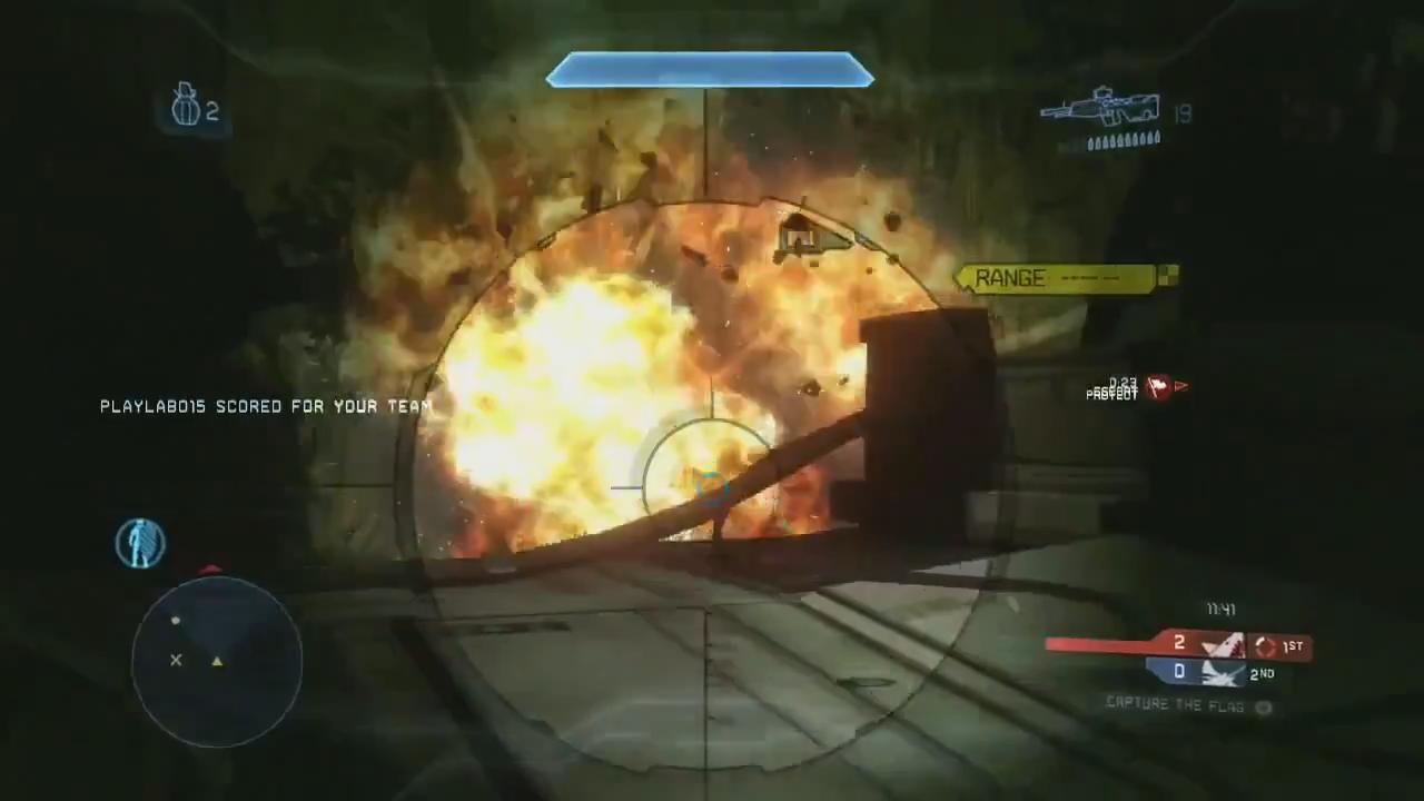 Halo 4: Capture The Flag Trailer screenshot 11