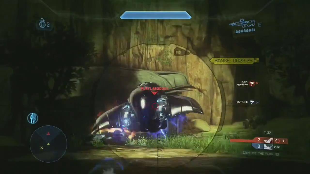 Halo 4: Capture The Flag Trailer screenshot 12