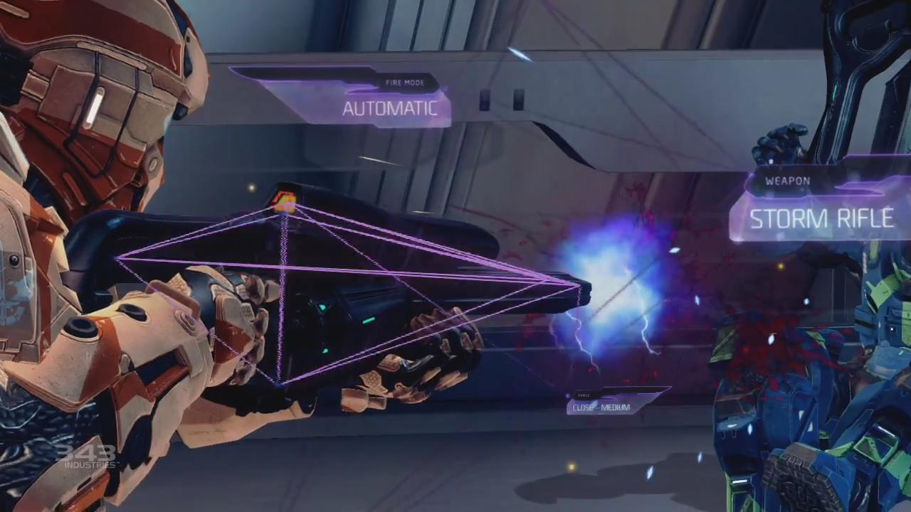 Halo 4: Covenant Weapons Trailer screenshot 1