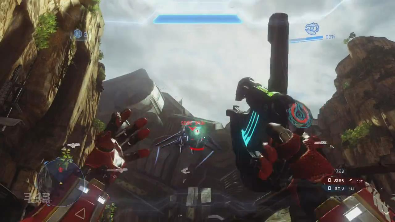 Halo 4: Covenant Weapons Trailer screenshot 10