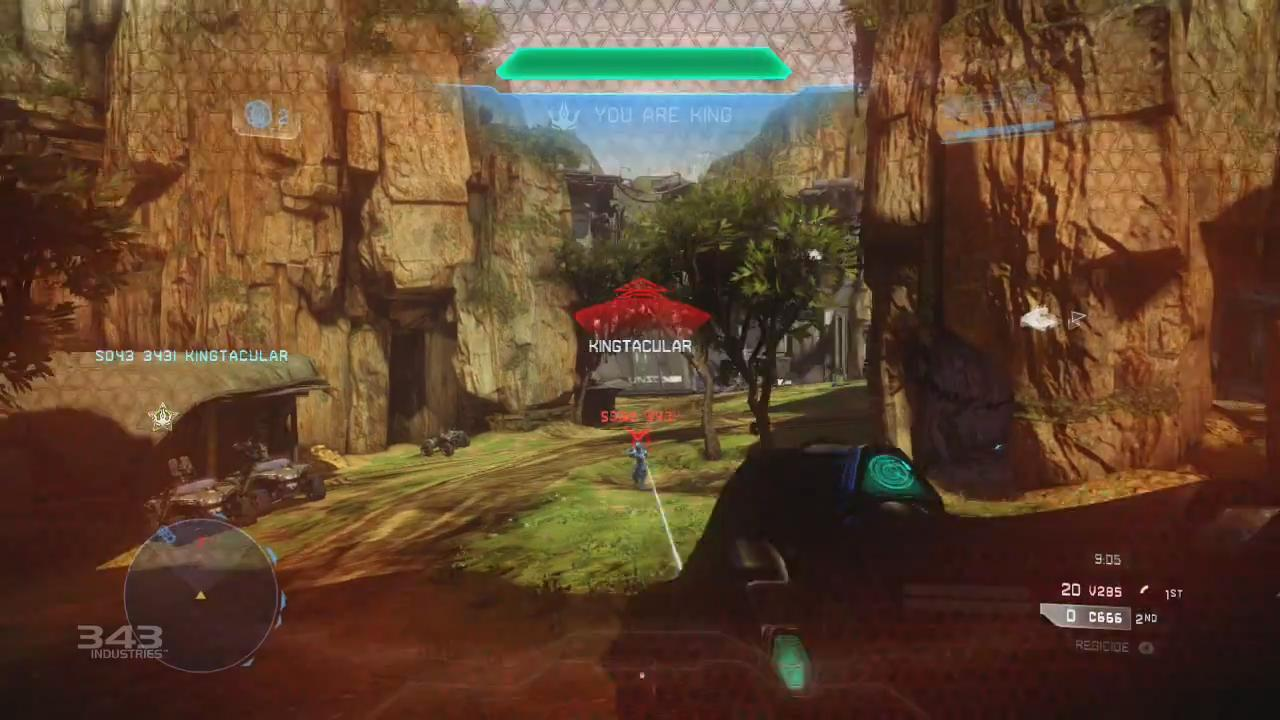 Halo 4: Covenant Weapons Trailer screenshot 14