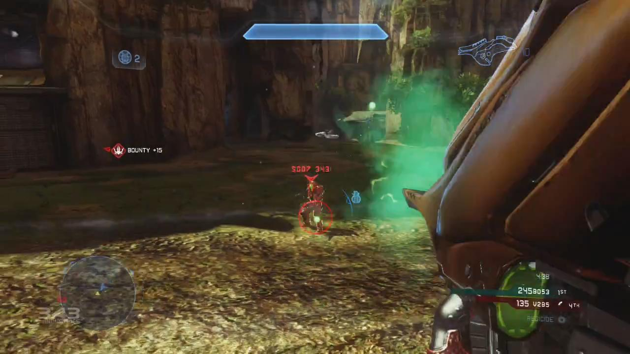 Halo 4: Covenant Weapons Trailer screenshot 7