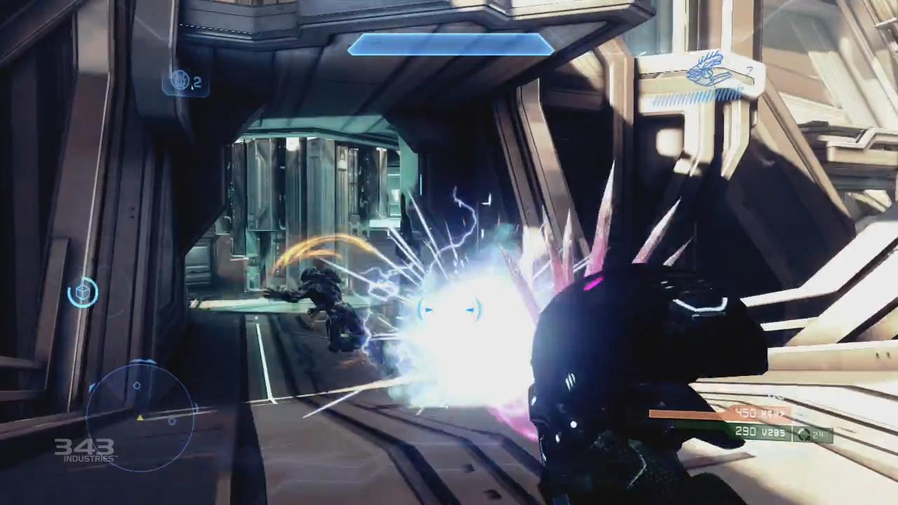 Halo 4: Covenant Weapons Trailer screenshot 9