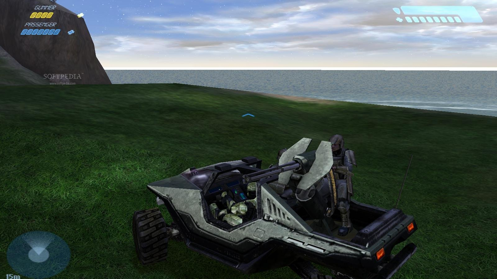 halo combat evolved android