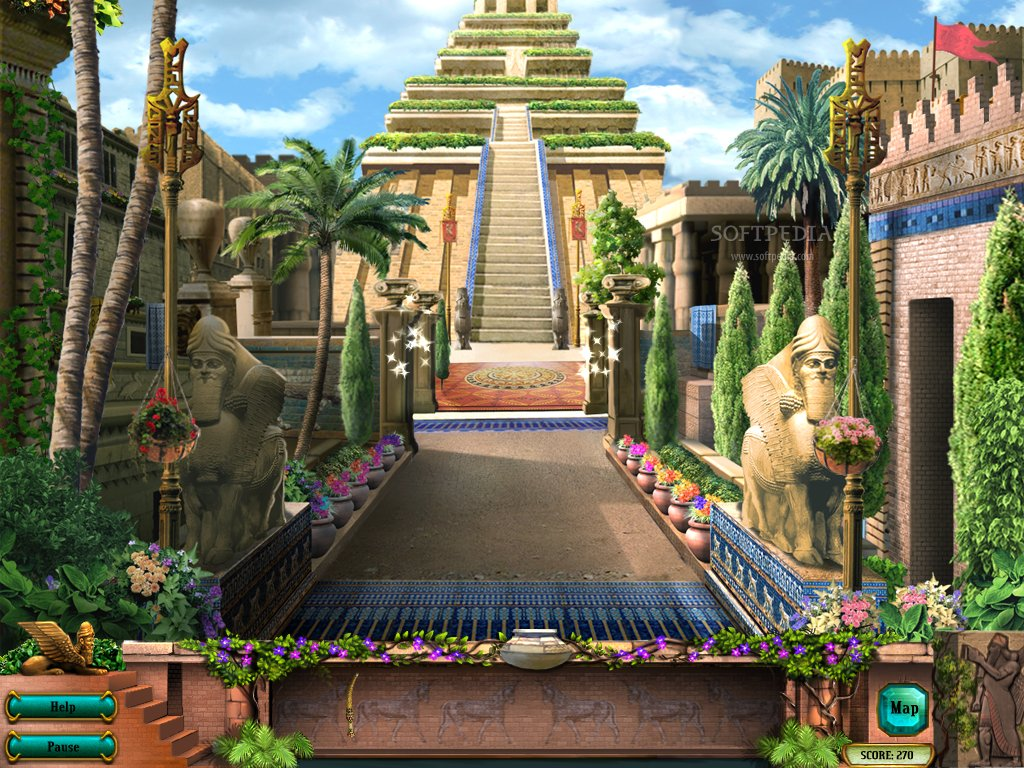 Hanging gardens of babylon download for When was the hanging gardens of babylon destroyed