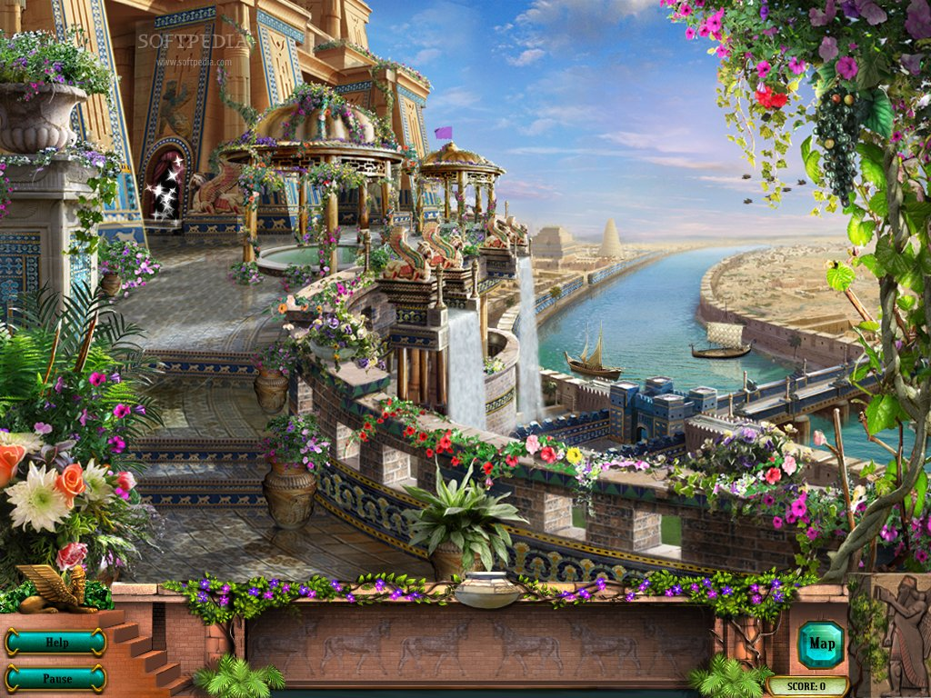 Los jardines de babilonia for When was the hanging gardens of babylon destroyed