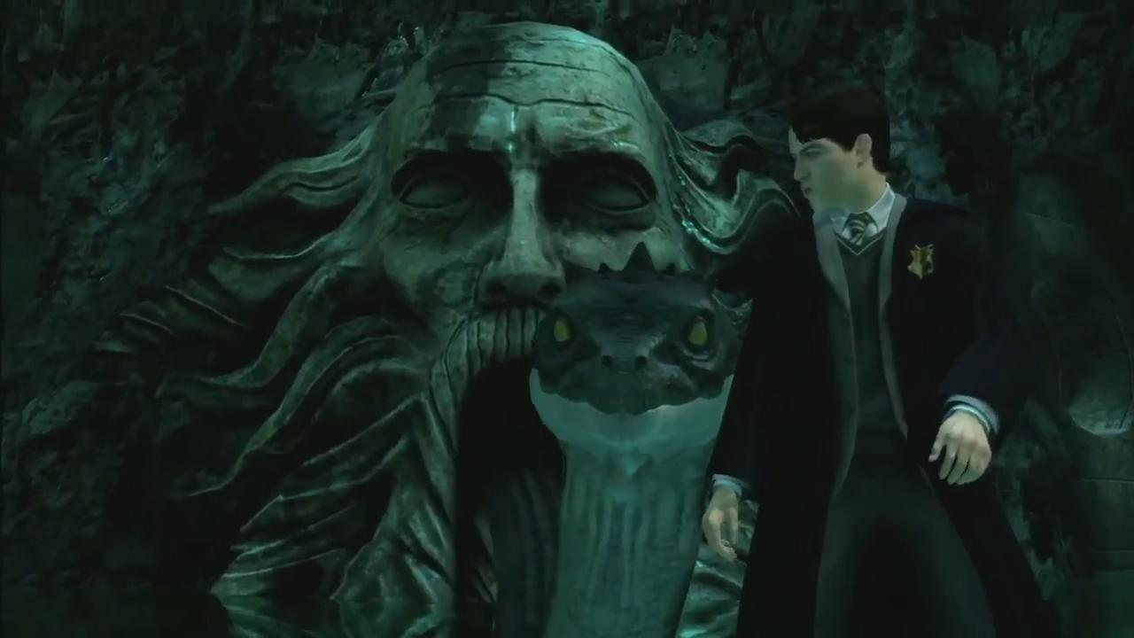 Harry Potter for Kinect: Launch Trailer screenshot 8