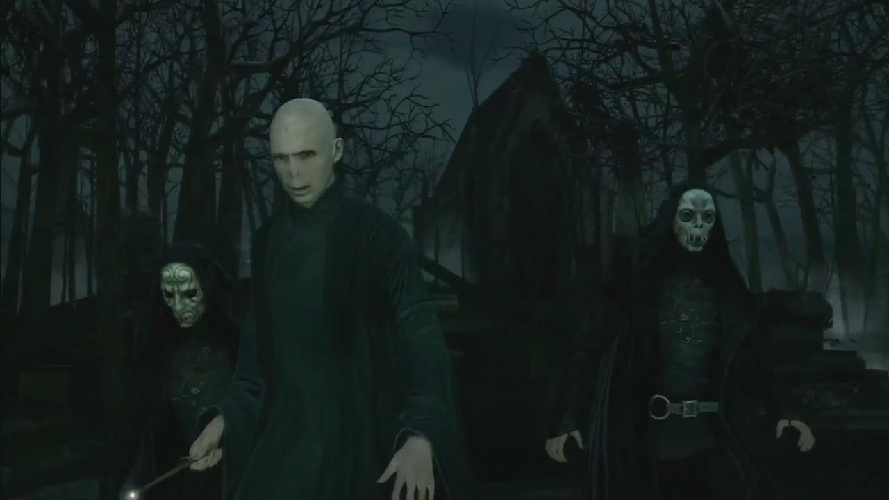 Harry Potter for Kinect: Launch Trailer screenshot 9