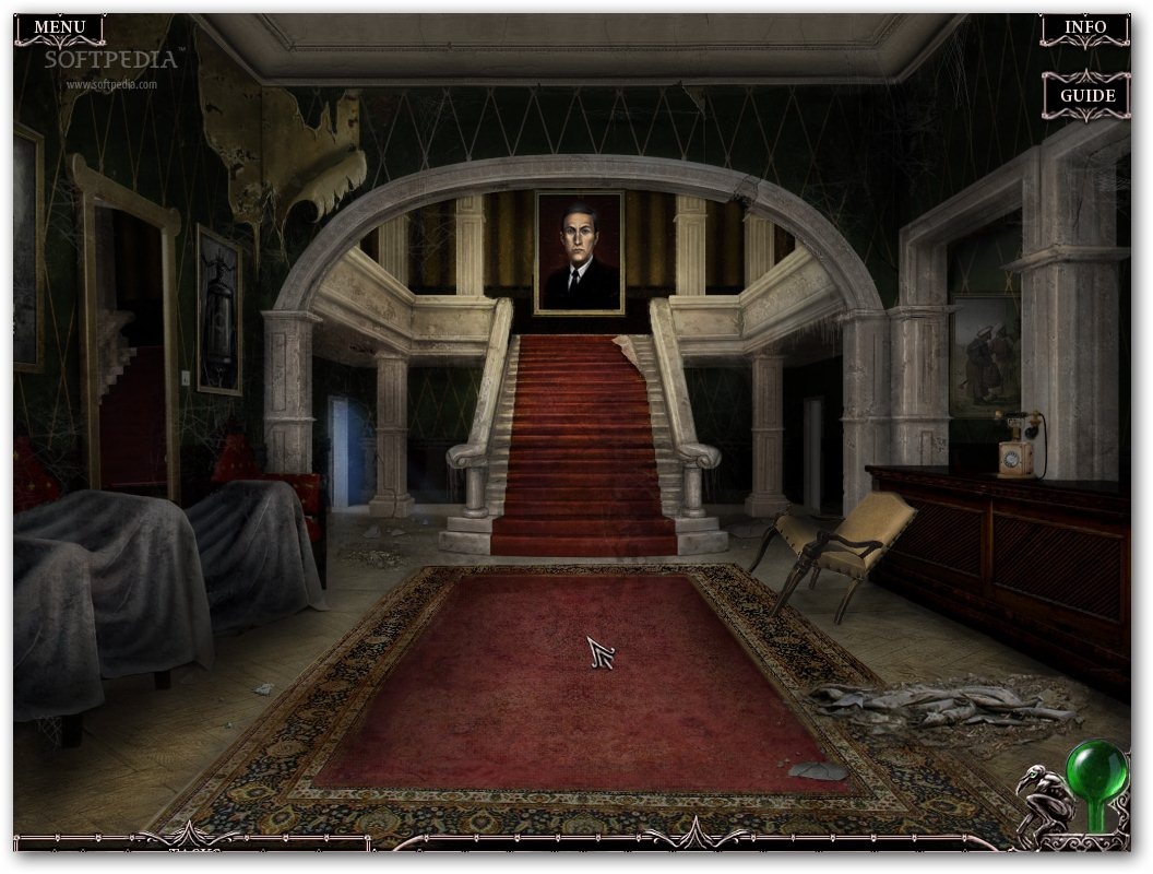 Haunted Hotel: Charles Dexter Ward screenshot 15