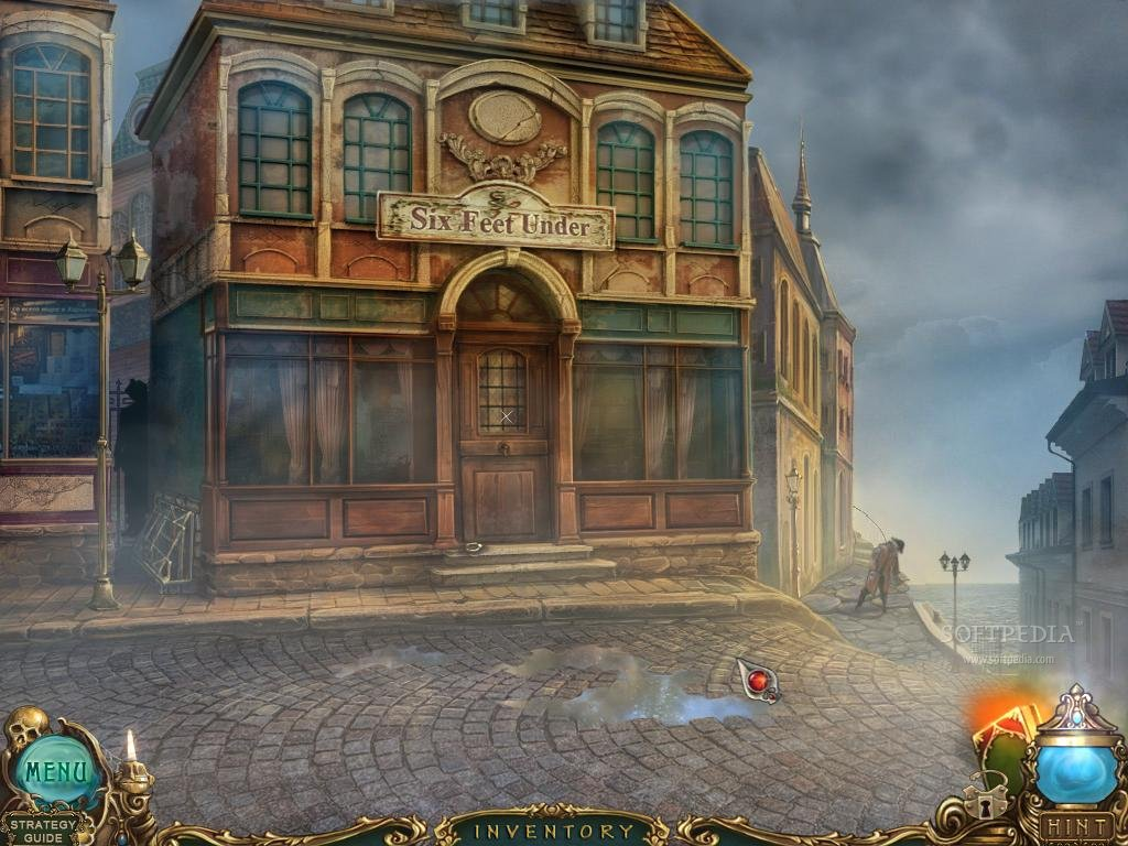 Haunted Legends: The Undertaker screenshot 1