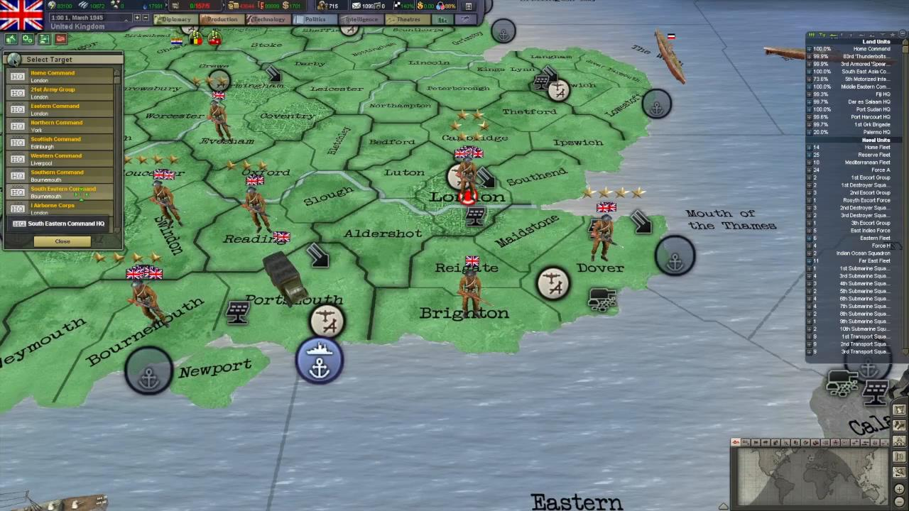 Hearts of Iron III: Their Finest Hour Launch Trailer screenshot 5