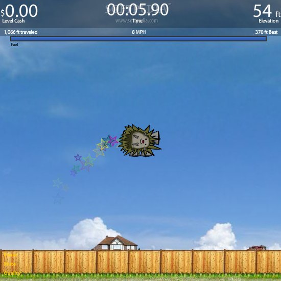 Hedgehog Launch screenshot 1